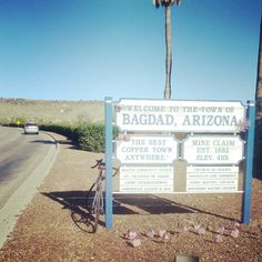 Heart of Arizona bonus miles to Bagdad