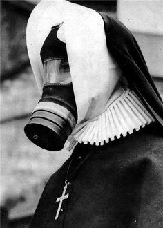 mascaras de  gases