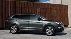 The 2013 Hyundai Santa Fe Wins Best New Crossover Award: Daytona Hyundai Blog