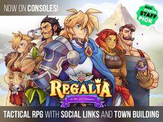 Regalia: Of Men and Monarchs - Kickstarter
