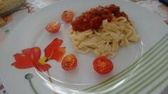 Macarrão gourmet caseiro