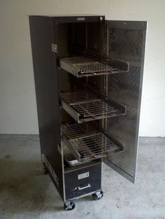 File Cabinet Smoker - TexasBowhunter.com Community Discussion Forums