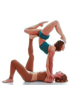 L' acro yoga - un sport, un art, une pratique spirituelle