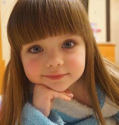 I think my facial structure is similar to this cutie - I get it, I look like a kid!!!