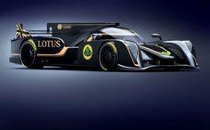 New Lotus Lmp2