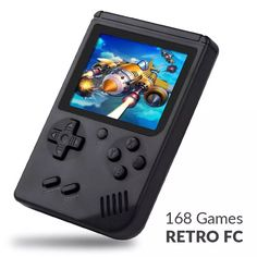 168 Games MINI Portable Retro Video Console Handheld Game Advance Players Boy 8 Bit Built in Gameboy Inch Color LCD Screen-in Handheld Game Players from Consumer Electronics on AliExpress Time Games, Xbox 360, Playstation, Portable Video Games, Pocket Game, Classic Video Games, Retro Videos, Color Games
