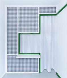 adam wiercinski models interior for 10m2 dentprotetyka