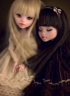 Chocolate sisters by AlicjaOcchivetro.deviantart.com on @deviantART