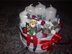 #Christmas wreath #advent ❤