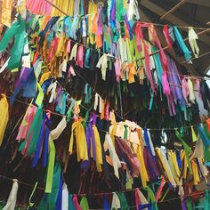 Crush craft Thai - Even if you have no idea what Thai food is, this place will be a party no matter what. Also located in Uptown, you can eat your Suar Rong Hai or Kra-Pao under an array of brightly colored ribbons and streamers.