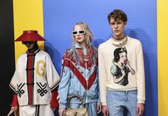 Gucci Spring Summer 2018 Fashion Show