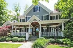 Farmhouse Landscaping Front Yard 99 Gorgeous Photos (28)