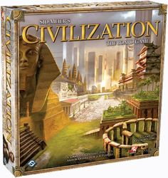 Civilization - Fabtasy Flight Games
