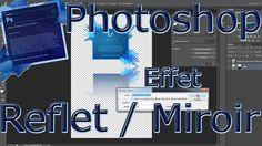 Découvrez dans cette vidéo comment réaliser un effet miroir, ou de reflet, en seulement 3 minutes, à l'aide du logiciel Adobe Photoshop