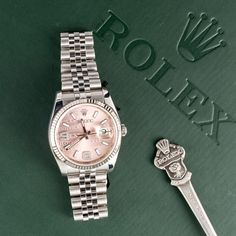Lady Rolex Watches | Bob's Watches | #Ladieswatches #WomensRolex #BobsWatches
