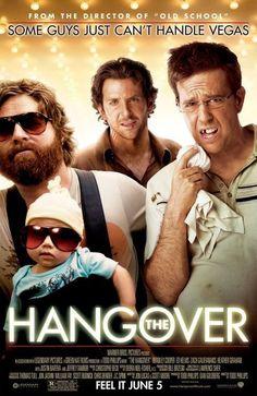 The Hangover (2009) a fim by Todd Phillips + MOVIES + Zach Galifianakis + Bradley Cooper + Justin Bartha +  Ed Helms + Heather Graham + cinema + Comedy