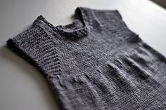 Note: The smallest 2 sizes in this pattern are also included in One Skein Wonders for Babies .