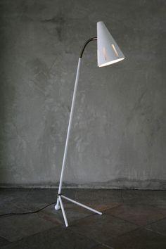 H. Busquet :: Zonneserie floor lamp for Hala