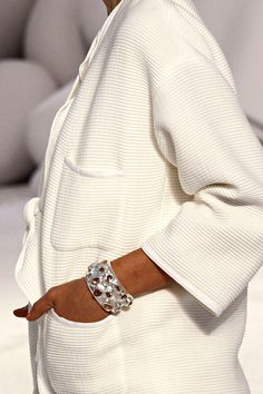 jacket - chanel (In my dreams, but I would love this!)