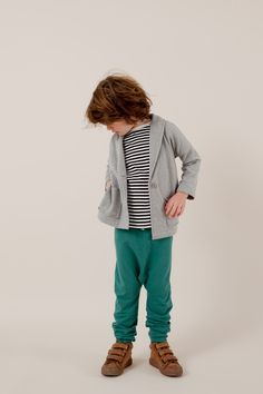 Charmed For Baby - Gray Label Oversized Jacket