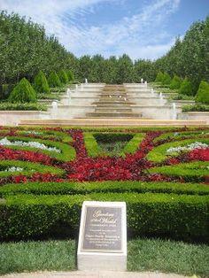 Gardens Of The World, Thousand Oaks, Ventura, California