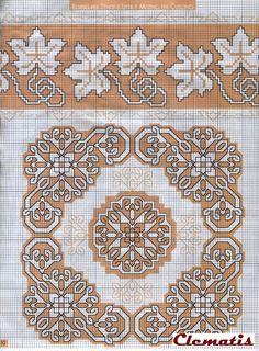 ru / Фото - Ric As - ludsiya Cross Stitch Pillow, Just Cross Stitch, Cross Stitch Borders, Cross Stitch Charts, Cross Stitch Designs, Cross Stitching, Cross Stitch Patterns, Blackwork Embroidery, Hand Embroidery Stitches