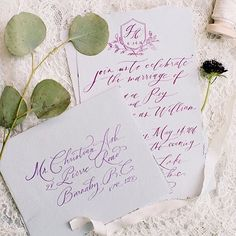 cool vancouver wedding // Another sneak peek of our collaborative photoshoot from October! How stunning is this photo by @risostudio? And seriously, this calligraphy by @hellomaurelle is to DIE for!!!  (click on the photo for details about the whole collaborative team) by @jodimarieevents  #vancouverwedding #vancouverweddingstationery #vancouverwedding