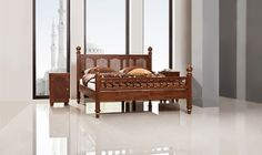 Stylish beds from beds.eu - store with beds made of solid wood.