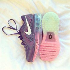 violet shoes nike chaussures de sport arc en ciel shoes violet