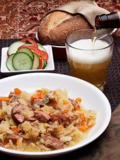 The Best Bigos Recipe -- Polish Hunter's Stew -- from Polska Foods. http://www.polskafoods.com/polish-recipes/best-polish-bigos-recipe: