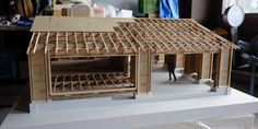 Maeamihama Community Center // Ishinomaki, Japan / Architecture For Humanity / Construction / Revised Maeami model