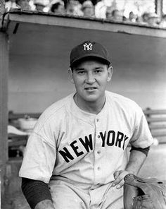 Allie Reynolds pitches two no hitters in 1951: July 12 and September 28. The second one guaranteed a tie for the pennant.