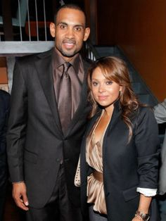 NBA all-star Grant Hill and singer Tamia wed in 1999. Four years later, Tamia was diagnosed with multiple sclerosis. That same year, Grant contracted a life-threatening disease that almost cost him his NBA career. Thankfully, Grant beat his illness and Tamia's symptoms have regressed, making the Hills a prime example of sticking together in sickness and in health.