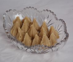 Kaju Modak from Chitale Bandhu Mithaiwale is very popular as an offering to Ganesh God during Ganesh festival. It has a taste of exotic cashew and form of Modak. It is extensively consumed during Ganesh festivals. http://www.mithai4all.com/product/Chitale-Bandhu-Mithaiwale,-Pune/Pune/Kaju-Modak/215.aspx