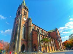 Catedral de Myeongdong – A primeira Catedral Católica coreana