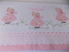 Baby Quilt Patterns, Applique Patterns, Applique Quilts, Baby Knitting Patterns, Baby Embroidery, Embroidery Stitches, Embroidery Designs, Baby Towel, Happy Flowers