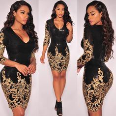 """""""#AllSequin ✨▪️ Just hit the site! Available at HotMiamiStyles.com - search:  Dress: 5148 Shoes: Ara"""""""