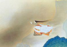 小林古径 - 「清姫《日高川》