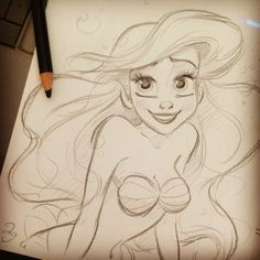 Disney's Ariel by *princekido on deviantART