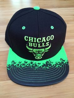 08c6bbc05dd  NBA  Chicago Bulls Script Mitchell And Ness Snapback Cap Hat M n New!!  from  26.0