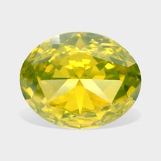 ctw mm x mm Lime Yellow Clarity Oval Cut Loose Diamon Canary Yellow Diamonds, Colored Diamonds, Cut Loose, Clarity, Lime, Limes, Key Lime