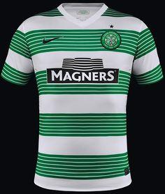 Nike Celtic home shirt Soccer Kits, Football Kits, Football Jerseys, Celtic Soccer, Celtic Fc, Club Shirts, Team Shirts, Football Outfits, Sport Outfits