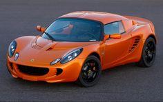 Sportowy Samochód Lotus Elise