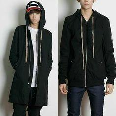 Hooded blazers