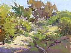 Lori Putnam Bold Brushstrokes and Confident Color