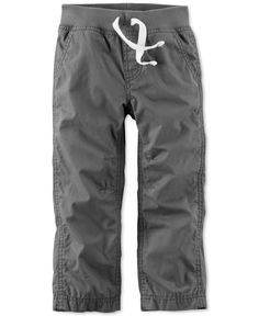 Carter's Toddler Boys' Woven Pants