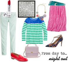 From Day to Night with JCrew
