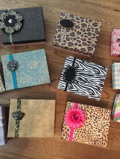 Glossy box/ birch box  makeover turn your boxes into bling boxes #glossybox #birchbox