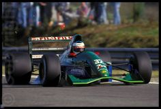 Michael Schumacher - Jordan