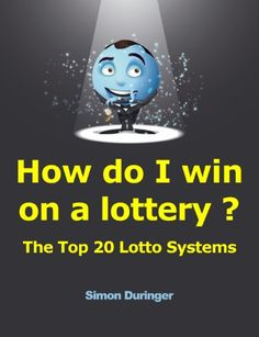 How do I win on a lottery ? The Top 20 Lotto Systems by S... https://www.amazon.com/dp/B00BWV30NK/ref=cm_sw_r_pi_dp_x_E1USybVGC0RKB